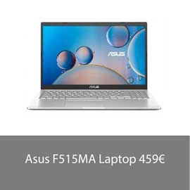 Asus F515MA Laptop with Windows 10