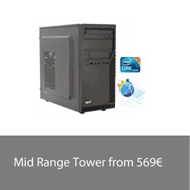 QC2  Mid Range Home/Home Office PC